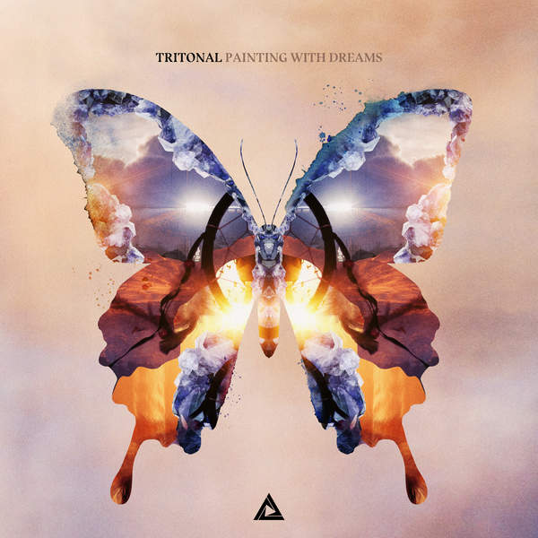 Tritonal - Painting With Dreams Cover