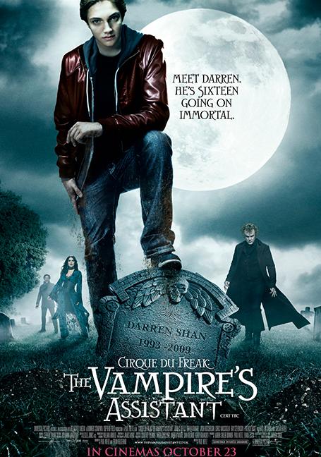 Cirque Du Freak The Vampires Assistant (2009) ผจญโลกแวมไพร์มรณะ