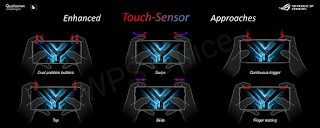 Touch sensor Asus ROG Phone 3
