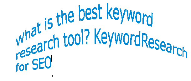 What is the best keyword research tool? Keyword Research for SEO: Beginner's Guide