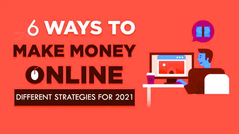 Six-Ways-To-Earn-Money-Online-in-Hindi