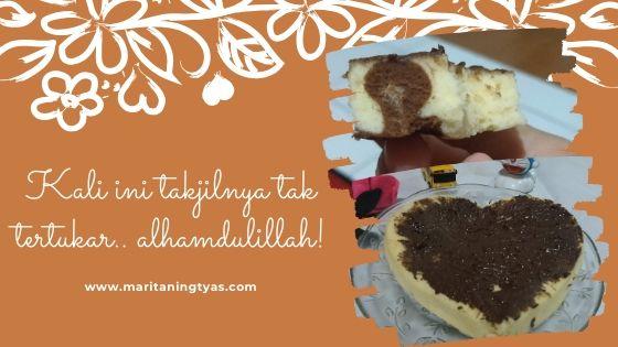 cake kukus simple camilan praktis untuk berbuka