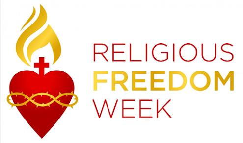 Religious Freedom Week June 22 - 29