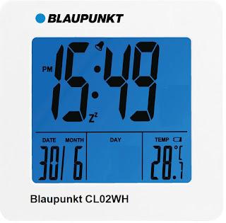 Blaupunkt CL02WH alarm clock