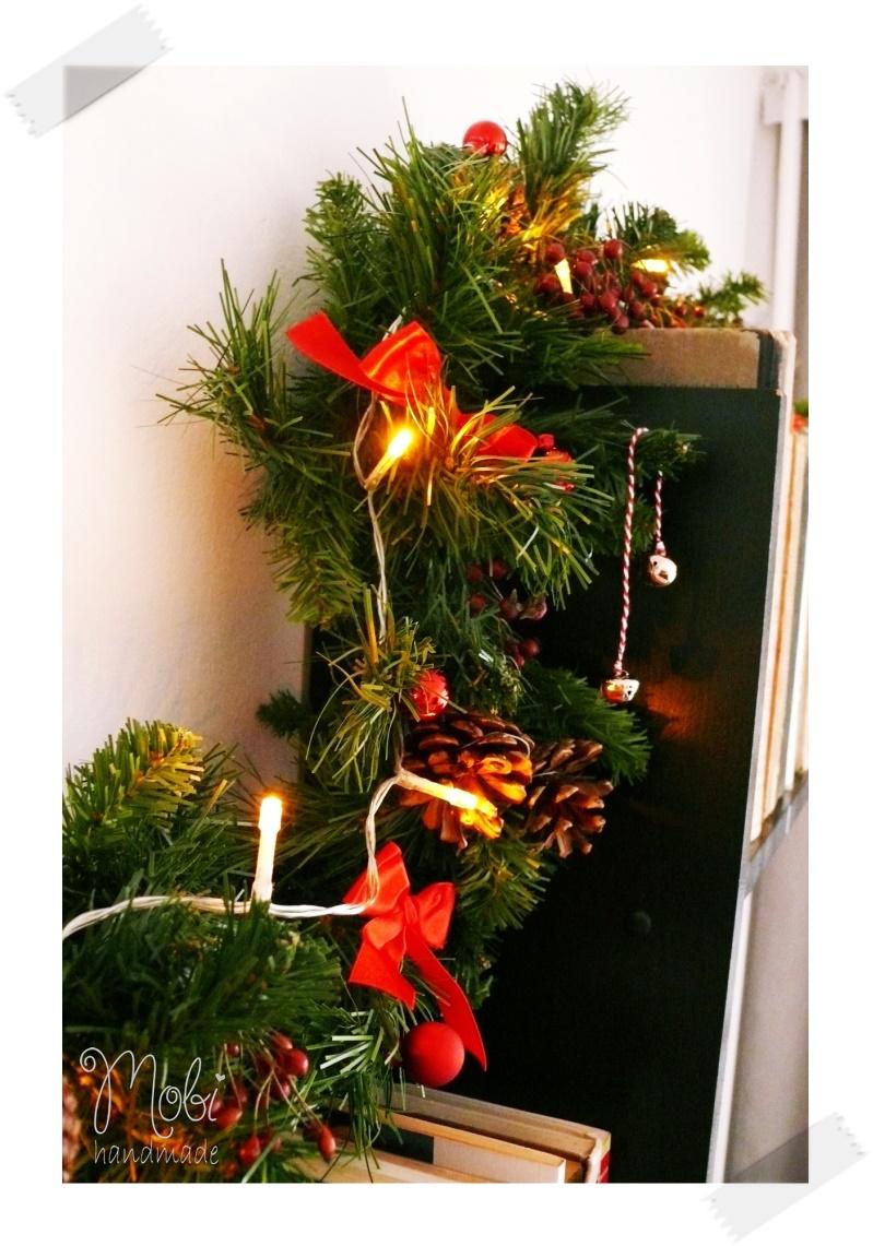 świąteczne Inspiracje Girlanda I Dzwonki Z Doniczek Mobi