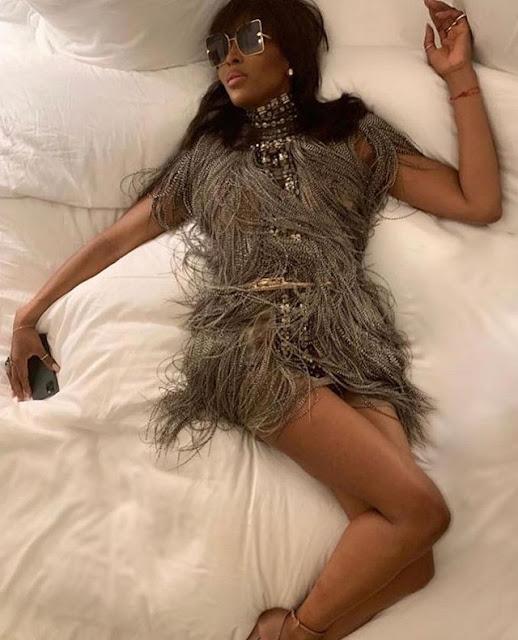 Naomi Campbell Photos