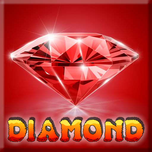 Find The Red Diamond Walk…