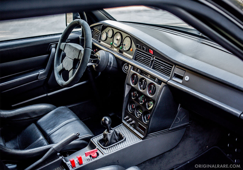 1990 Mercedes 190e 2 5 16 Evolution Ii Benztuning