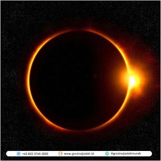 Berikut Panduan Sholat Sunnah Gerhana Matahari, Lengkap!