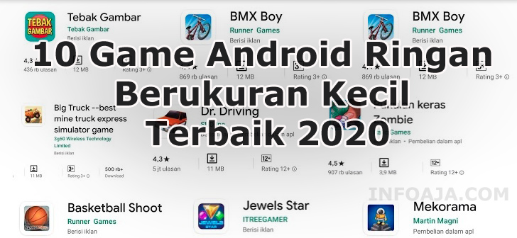 Game Android Ringan