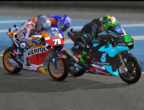 MotoGP13 MOD20 FullClass V 1.0 (Livery MotoGP)