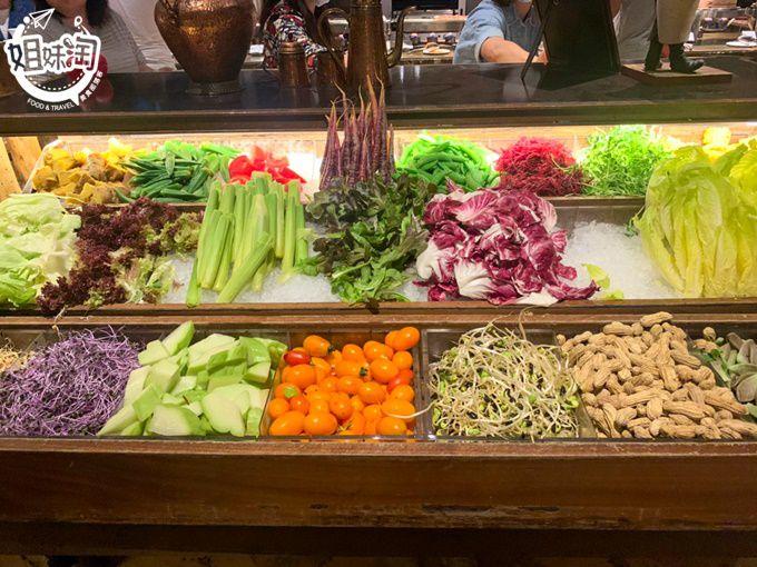 超豐富自助早餐,中式西式到美式通通吃的到,不只住的好也要吃的好-雲軒西餐廳