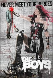 The Boys Temporada 1 1080p – 720p Dual Latino/Ingles