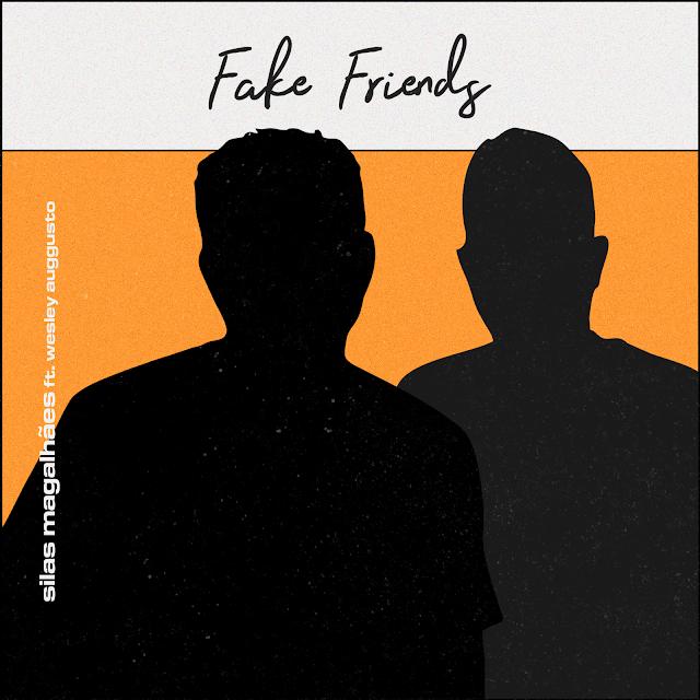 """Silas Magalhães, R&B em seu novo single """"Fake Friends"""""""