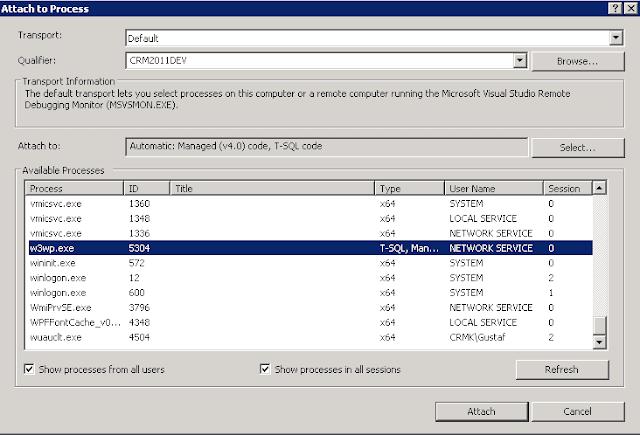 Debugging sandboxed plugins