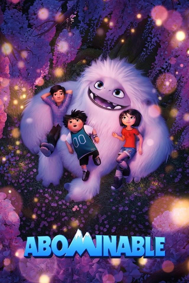 Abominable 2019 x264 720p Esub BluRay Dual Audio English Hindi THE GOPI SAHI