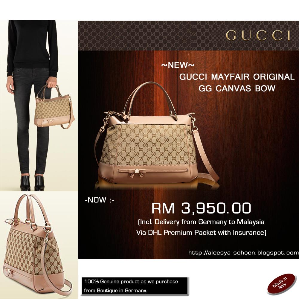 Gucci Mayfair Gg