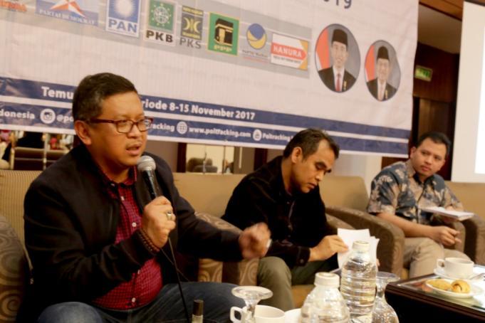 Survei: Pemerintahan Jokowi Gagal Tangani Masalah Krusial Masyarakat Saat Ini