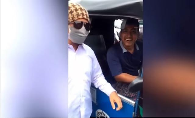 Tak Kelihatan di Aksi 212, Yusuf Mansur Ternyata Jadi Ninja