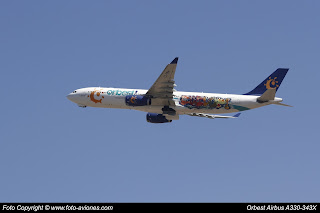 Airbus A330 CS-TRH