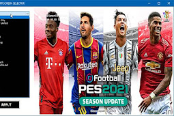 MZ Start Screen Selector For - PES 2016, 2017 & 2018