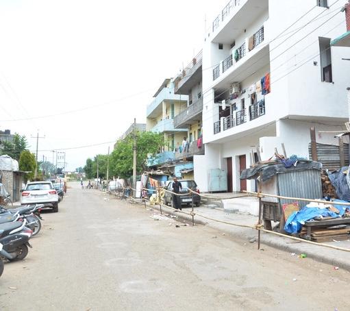 Admn expands affected zones in Bapu Dham