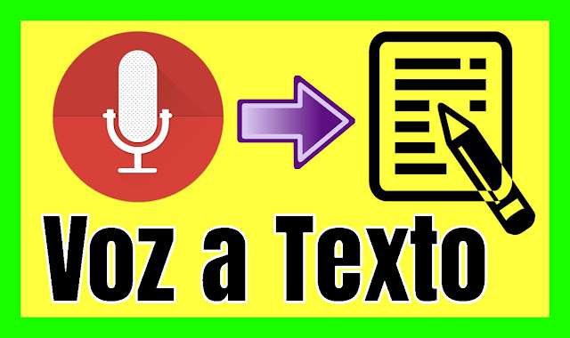 tutorial como convertir audio a texto por internet