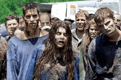 Zombie Crowd Heading to Betfred