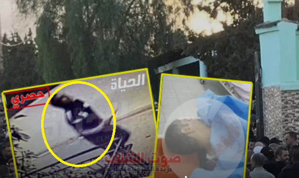 توقيف قاتل الشيخ بلحمر