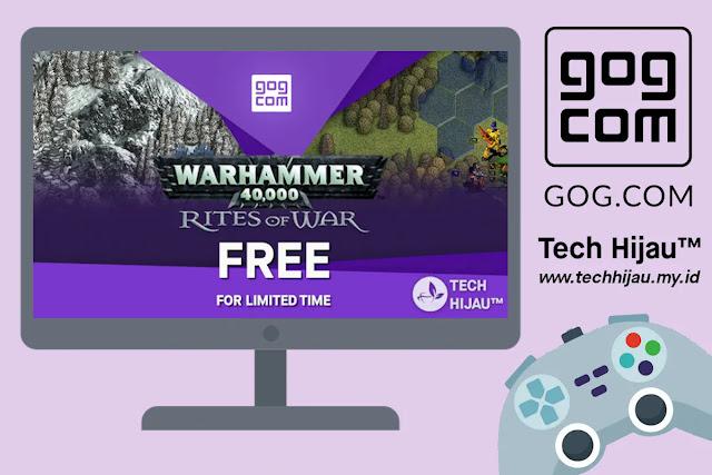 Game Warhammer 40,000: Rites of War Gratis di GOG Store
