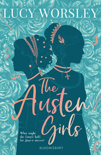 The Austen Girls by Lucy Worsley cover