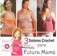 top futura mamá crochet