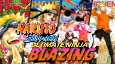 Ultimate Ninja Blazing Mod Apk-Ultimate Ninja Blazing Apk