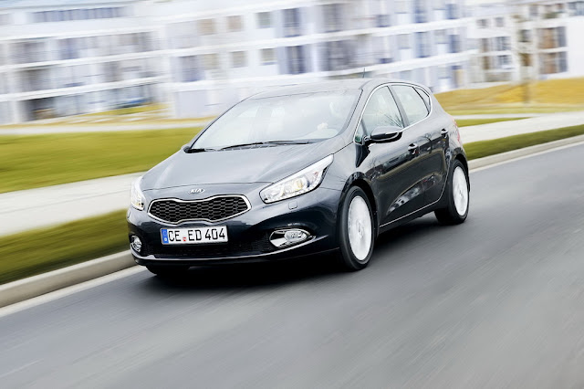 2013 Kia Ceed SW Price Review