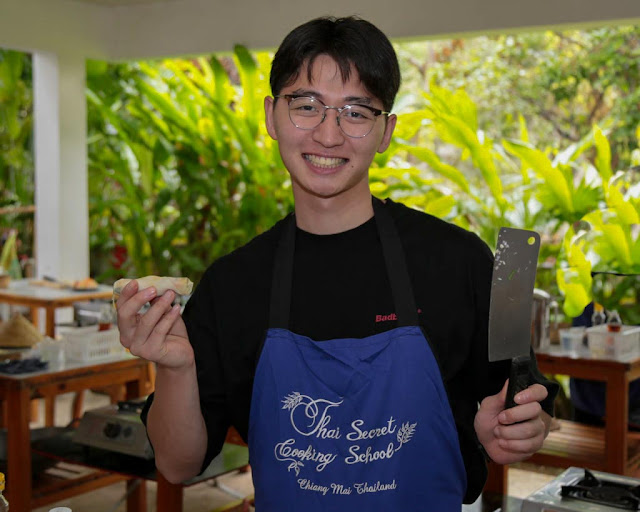 Thai Secret Cooking Class & Organic Garden. December 29-2018