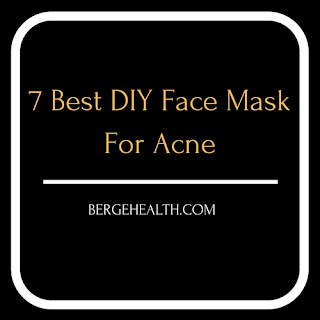Homemade Face Mask for Acne And Oily Skin