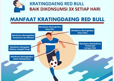 Manfaat Kratingdaeng Red Bull