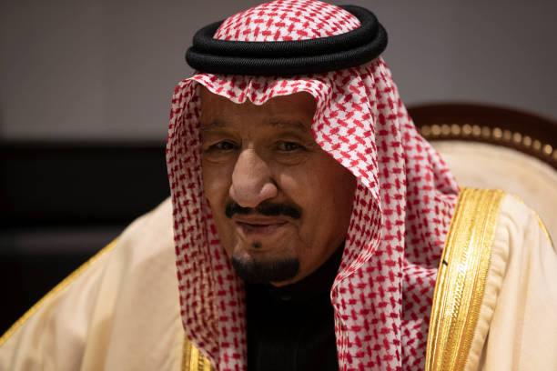 Biden raises human rights issues with Saudi King Salman