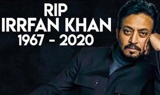 SHOCKING: Bollywood Star Irrfan Khan Passes Away