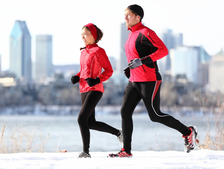 Cách tập thể dục vào mùa lạnh không hại sức khỏe