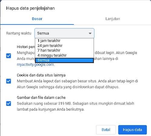 """Cara Mengatasi Error Dapodik Versi 2021 """"Eror This Site ..."""