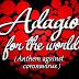 Una canción para luchar contra el COVID-19, Adagio for the World de Oscar Yestera