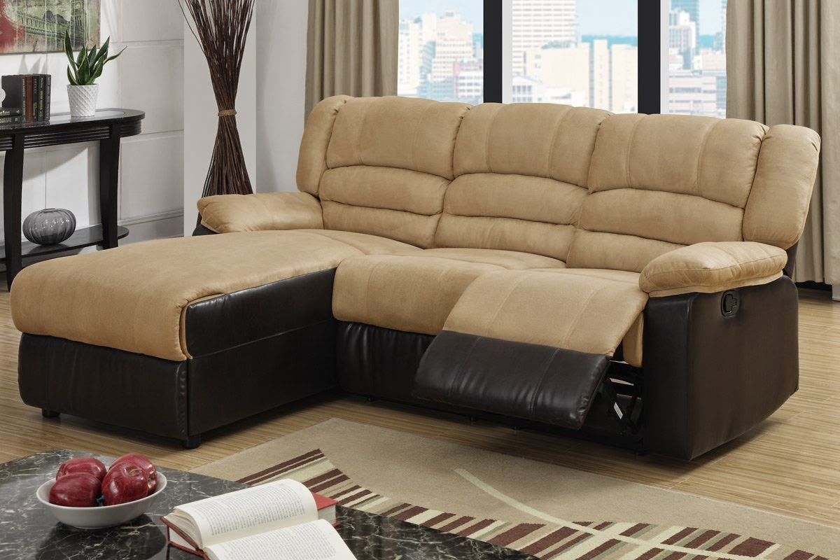 leather sofa with chaise and recliner small sectional sleeper reclining  thesofa