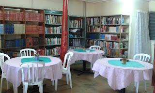Biblioteca do Riacho Fundo II recebe dezenas de alunos todos os dias