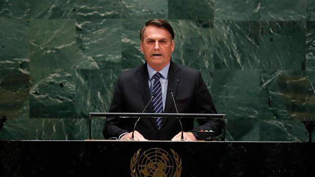 """Bolsonaro niega que su discurso ante la ONU fuese ofensivo: """"¿Querían que fuese a hablar de tonterías?"""""""