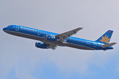 Vietnam Airlines ngừng các chuyến bay đến Huế