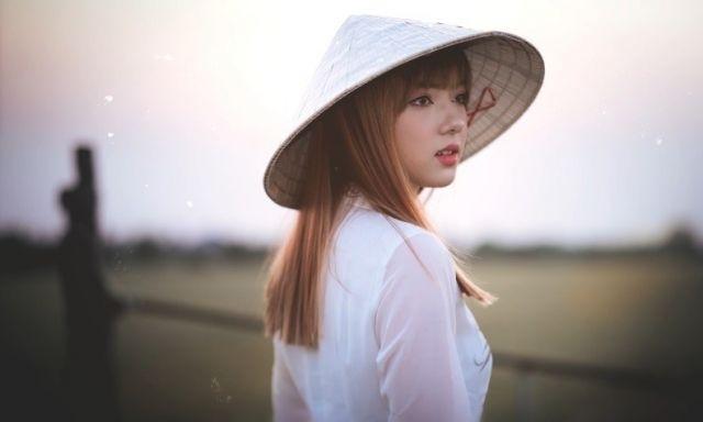 hot-girl-thai-lan-dem-long-yeu-ao-dai-Viet-Nam, Hot girl Thái Lan đem lòng yêu áo dài Việt Nam