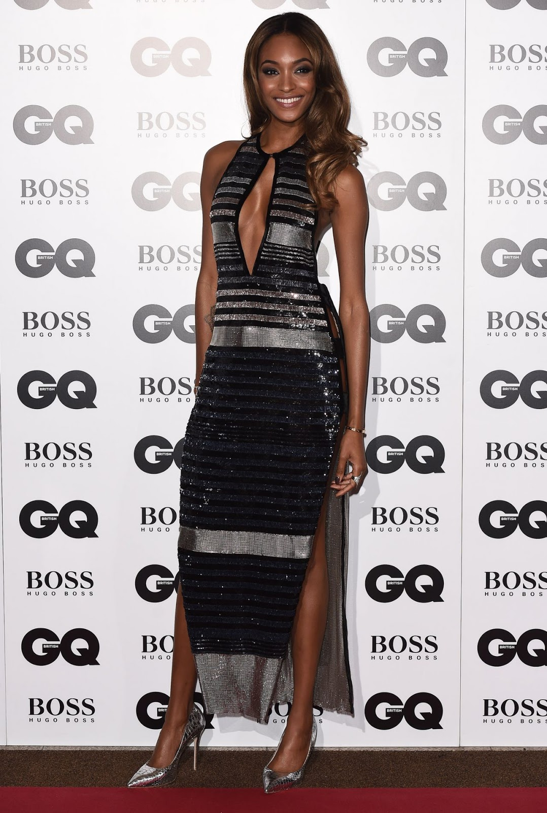 Jourdan Dunn – 2015 GQ Men Of The Year Awards in London