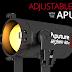 Aputure Unveils Light Storm 60d and 60x Adjustable Focusing LED Lights
