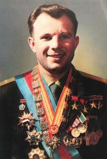Σαν σήμερα … 1934, γεννήθηκε ο  Γιούρι Γκαγκάριν.
